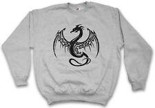 CELTIC DRAGON I PULLOVER Kelten keltisch Religion Kultur Drache Sign Symbol
