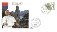 Switzerland 1984 Jan Paweł II papież John Paul pope papa (84/3)