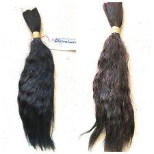 100% cabello humano a granel - 14 Pulgadas-hecha por Hairaisers