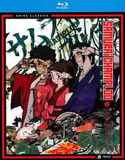 Samurai Champloo: Complete Series (Blu-ray Disc, 2011, 3-Disc Set) FREE SHIPPING