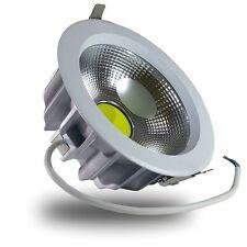PROYECTOR FLOODLIGHT DE EMPOTRADO LED COB 30W 3000K LUZ CALIENTE IP20 V-TAC 1107