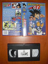 Dragon Ball GT Vol.1 Episodios 1, 2 y 3 [Anime VHS] Manga Films Versión Española
