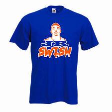 """JR Smith New York Knicks """"SWISH"""" Carmelo Anthony T-shirt S-XXXXXL"""