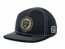 Philadelphia Union adidas MLS Player Team Logo Stretch Fit Soccer Cap Hat