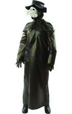 Herren Mittelalter Pest Arzt Halloween Maskenkostüm Plague Doctor
