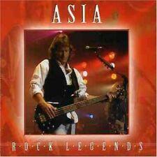 Asia - Rock Legends u.a Open Your Eyes, Voice of America, Time Again CD NEU