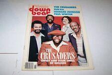 MAY 4 1978 DOWN BEAT jazz music magazine CRUSADERS