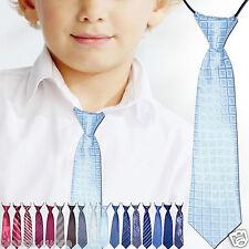 CRAVATTA BAMBINO cravattino celeste 2/8 anni ENTRA TANTI COLORI art. D0481