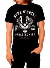 Guns N Rose T-Shirt Paradise City Since 1985 metal rock Official M L XL 2XL NWT