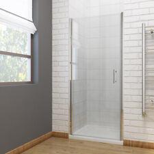 portes de douche pivotantes sans cadre charnière écran 70/76/80 / 90cm