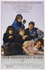 The Breakfast Club Movie Poster Película A4 A3 Art Print Cine