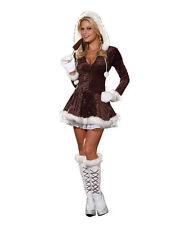 Eskimo Cutie Womens Costume Dreamgirl 4550 sizes xs,m