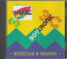 Boytronic CD boyzclub remezclas