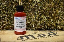 M. A. D Renault Pimiento Rojo 727 Kit de Retoque Pintura 30ml Reparación
