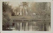Aston Abbotts near Wing & Aylesbury. House & Lake.