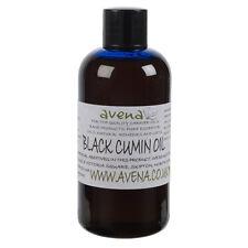 Black Cumin Seed Massage Oil Acne Skin Hair Care Natural Remedy Treatment