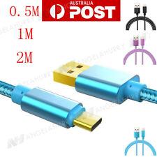 0.5M 1M 2M USB 3.1 Type C USB-C to Male Data Cable For Samsung S8 HTC 11 Xiaomi