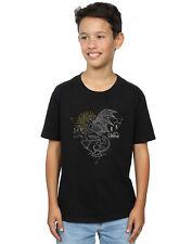 Harry Potter Niños Thestral Line Art Camiseta