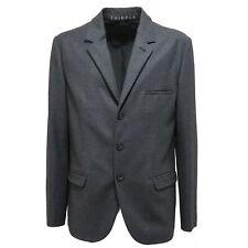 3260 giacca THINPLE giacche uomo jacket men grigia