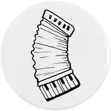 'Accordion' Button Pin Badges (vBB0011396)