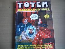Totem Almanacco 1992 - Edika Hoviv Oscar