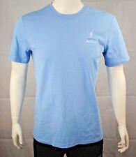 Mens Converse Jack Purcell T-Shirt Size M L XL Sky Blue White 10005665-A03 450