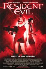 Resident Evil 35mm Film Cell strip very Rare var_z
