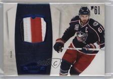 2010-11 Panini Dominion Jerseys Prime Memorabilia #28 Rick Nash Hockey Card