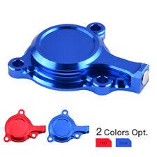 CNC Engine Oil Filter Plug Tank Cover Cap Lid Fit YAMAHA WR250R WR250X 07-17