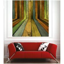 Affiche poster plancher bois 48244342