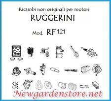 Ricambi non originali motore RUGGERINI RF121 kit cilindro pistone guarnizioni