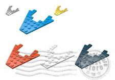LEGO 4475 Piastra cuneo 8x8, colore a scelta