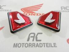 Honda CB 750 Four K1 Emblem Embleme Batterie Öltank Abdeckung Seitendeckel