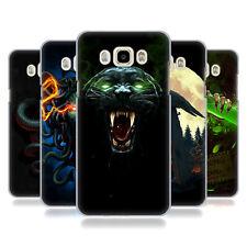 UFFICIALE Christos karapanos HORROR 2 HARD BACK CASE per Samsung Telefoni 3
