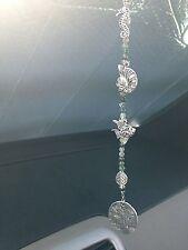 beach sea life rear view mirror car charms sun catchers dangles ornaments