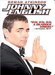 Johnny English DVD, 2004, Full Frame Edition Rowan Atkinson Mr. Bean