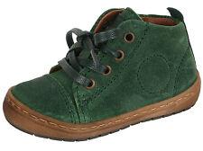 Bisgaard Lauflern Schuhe Leder 20703-216-2005-1 Grün Gr. 21-27 Neu