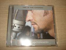 CD BIAGIO ANTONACCI TRA LE MIE CANZONI 2000