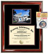 SFSU diploma frame California State University San Francisco degree framing gift