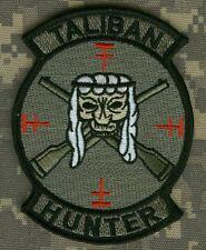 JSOC RANGERS SEAL NINJA NETWORK TALIBAN WHACKER VELCRO ACU PATCH: Taliban Hunter