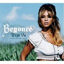 BEYONCE Deja Vu FREEMASONS DANCE REMIX 2TR UK CD single SEALED USA SELLER