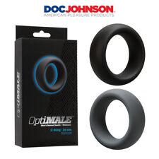 Anello fallico in silicone estensibile Doc Johnson OptiMALE C-Ring 35mm for men