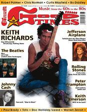 GoodTimes 6-2003 Keith Richards, Beatles, Johnny Cash, Jefferson Airplane, Toto