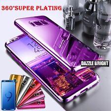 Per Samsung Galaxy S9 S8 PLUS S7 bordo 360 ° antiurto Full Body Hybrid Custodia Cover