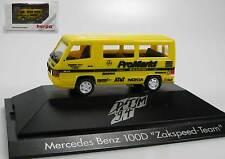 Herpa Mercedes Benz 100D Zakspeed Team ProMarkt DTM 1994 PC 036283 OVP neu 1:87