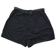 598bab6e3513b Palisades Beach Club Womens Plus Size Swimsuit Cover Up Beach Shorts Black