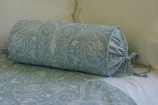 NEW Custom Ralph Lauren Springhill Lace Neckroll Pillow Neck Roll Spring Hill