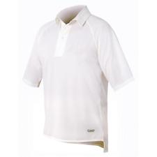 Gray-Nicolls Matrix Cricket Short Sleeve Shirt