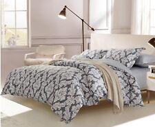 Medallion 100% Cotton Bedding Set:1 Duvet Cover 2 Pillow Shams  Queen/King/Cal K