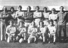 SOUTHEND UNITED FOOTBALL TEAM PHOTO>1979-80 SEASON